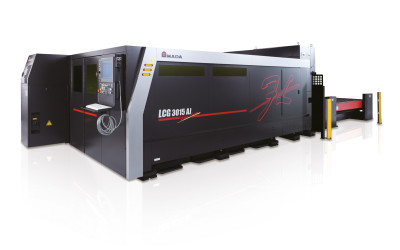 "OPERATING FROM JUNE, NEW LASER IN FIBRE ""AMADA"" – NUMERICAL CONTROL AMNC."